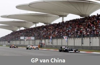 GP van China 2015
